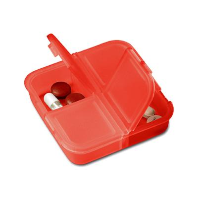 Image of Plastic pill box