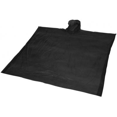 Image of Ziva disposable rain poncho with pouch