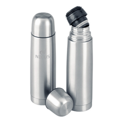 Image of Stainless Steel 0.5 litre Flask