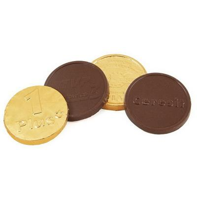 Image of Promotional Chocolate Coins