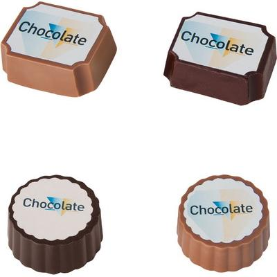 Image of Promotional Logo Chocolate